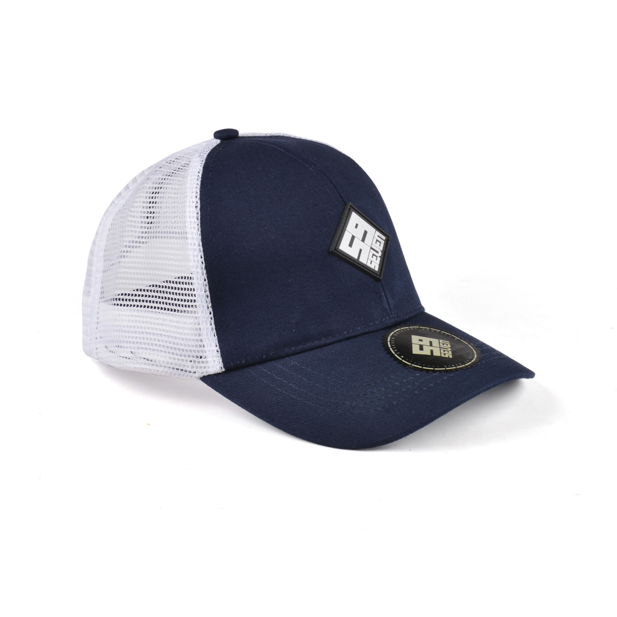Navy blue with white mesh – 59seven originates from Suriname 5719ea3c364